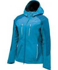 Dare2b Ladies Candor Blue Jewel Waterproof Jacket