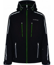 Dare2b Mens Carve It Pro Black Jacket