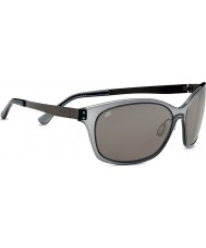 Serengeti Sara Crystal Dark Grey Polarized PhD CPG Sunglasses