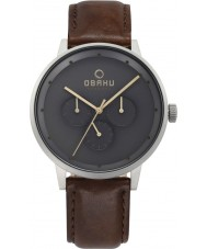 Obaku V208GMCJRN Mens Venlig Watch