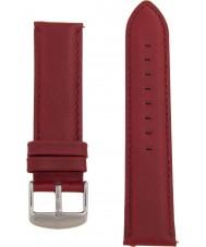 Charles Conrad CDA1006-15-L13 Caramel Leather Strap
