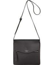 Fiorelli FH8632-BLACK Ladies Mia Black Crossbody Bag