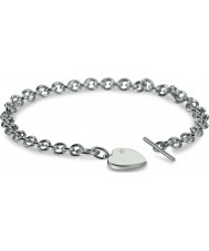 Hot Diamonds DL003 Ladies Just Add Love Bracelet