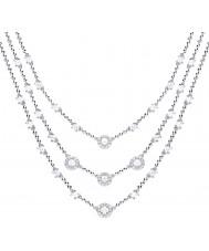 Diamonfire N4252 Ladies Brilliant Necklace