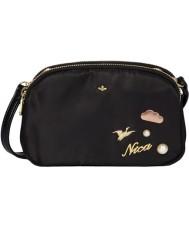 Nica NH6237-BLACK Ladies Miyah Bag