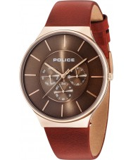 Police 15044JSR-12 Mens Seattle Watch