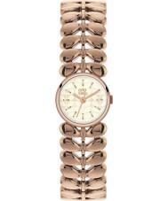 Orla Kiely OK4020 Ladies Laurel Rose Gold Plated Watch