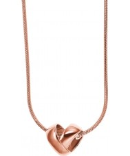Skagen SKJ0603791 Ladies Katrine Rose Gold Plated Heart Necklace
