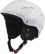 Bolle B-Rent White Helmet
