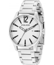 Police 14764JS-04M Mens Dallas Silver Steel Bracelet Watch