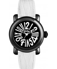 Pocket PK2036 Ladies Rond Classique Medio Black White Watch