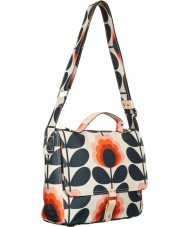 Orla Kiely 17SESFS100-8100-00 Ladies Summer Flower Stem Messenger Bag