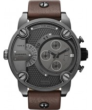 Diesel DZ7258 Mens Little Daddy Brown Chronograph Watch
