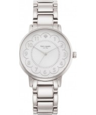 Kate Spade New York 1YRU0792 Ladies Gramercy Silver Steel Bracelet Watch