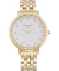 Kate Spade New York 1YRU0821 Ladies Monterey Gold Plated Bracelet Watch