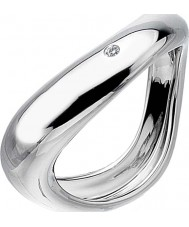 Hot Diamonds DR114-S Ladies Go With The Flow Ring