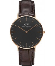 Daniel Wellington DW00100140 Classic Black York 36mm Watch