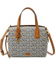 Fossil ZB7136469 Ladies Emma Satchel
