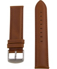 Charles Conrad CDA1006-15-L10 Brown Leather Strap
