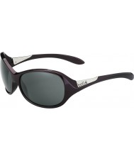 Bolle Grace Shiny Plum Polarized TNS Sunglasses