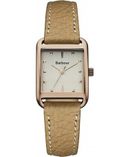 Barbour BB013RSBG Ladies Dryden Tan Leather Strap Watch