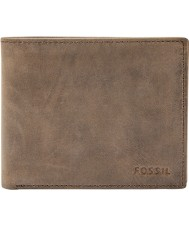 Fossil ML3665201 Mens Hunter Wallet