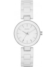 DKNY NY2354 Ladies Stanhope White Ceramic Watch
