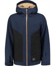 Oneill Mens Galaxy II Ink Blue Jacket