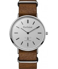Barbour BB055SLBR Hartley Brown Leather Strap Watch