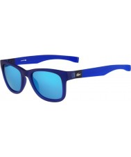 Lacoste L745S Blue Magnetic Frame Sunglasses With Extendable Temples