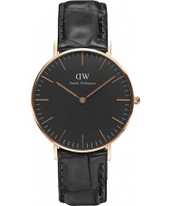 Daniel Wellington DW00100141 Classic Black Reading 36mm Watch