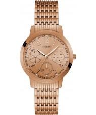 Guess W1088L2 Ladies Lattice Watch