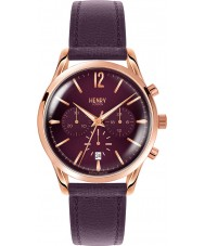 Henry London HL39-CS-0092 Ladies Hampstead Purple Chronograph Watch