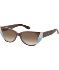 Marc by Marc Jacobs Ladies MMJ 394-S 2ZH J6 Brown Sunglasses