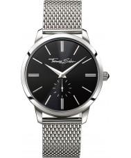 Thomas Sabo WA0152-201-203-42mm Mens Rebel Spirit Silver Steel Bracelet Watch