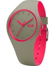 Ice-Watch 001497 Ice Duo Khaki Silicone Strap Watch