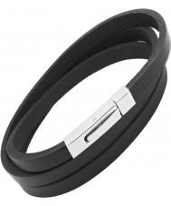 Unique B36BL-63CM Mens Bracelet