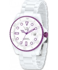 LTD Watch LTD-021801 Limited Edition Ceramic White Watch