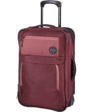 Dakine 10000782-BURNTROSE-81M Carry On Roller 40L Suitcase