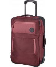 Dakine 10000782-BURNTROSE-81M Carry On Roller 40L Suitcase