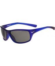 Nike EV0605 Adrenaline Indigo Blue Sunglasses