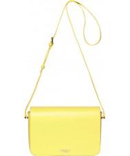 Modalu MH5059-LEMON Ladies Imogen Lemon Cross Body Bag