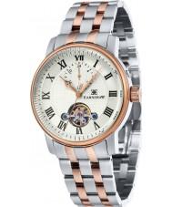 Thomas Earnshaw ES-8042-44 Mens Westminster Two Tone Steel Bracelet Watch