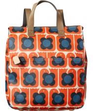 Orla Kiely 17SELBR195-4110-00 Ladies Love Birds Print Backpack