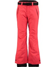 Chriselli Oneill Ladies Star Poppy Red Pants - Size M