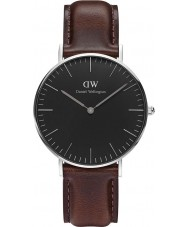 Daniel Wellington DW00100143 Classic Black Bristol 36mm Watch