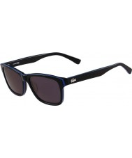 Chriselli Lacoste L683S Black Blue Sunglasses