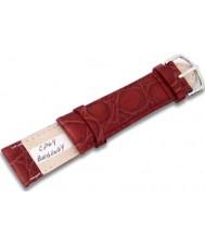 Krug Baümen CP49BurgandyG Burgundy Leather Replacement Mens Principle Strap