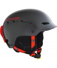 Cebe CBH57 Dusk Rental Black Red Ski Helmet - 55-58cm