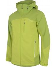 Dare2b Mens Occlude Lime Zest Waterproof Jacket
